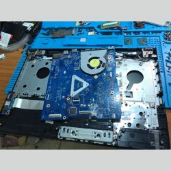 Ремонт ноутбука Sony, восстановление цепи питания